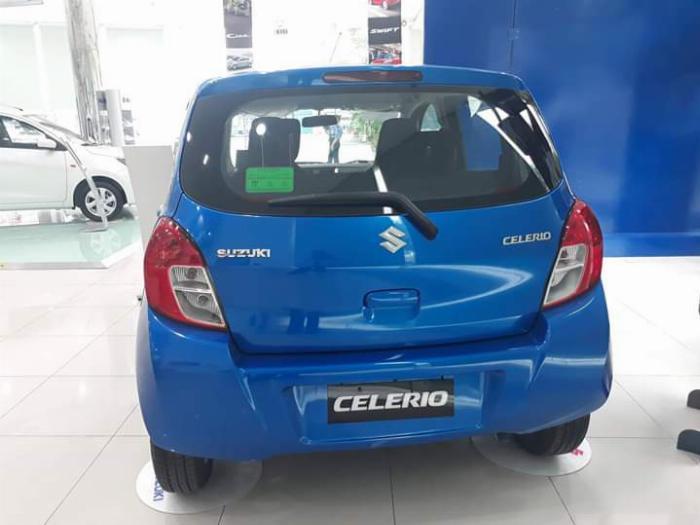Chỉ 95 Triệu Nhận xe Suzuki Celerio - Xe Nhật, nhập Thái, Đầy đủ tiện nghi, Tiết kiệm nhiên liệu 3.7L/100KM 3