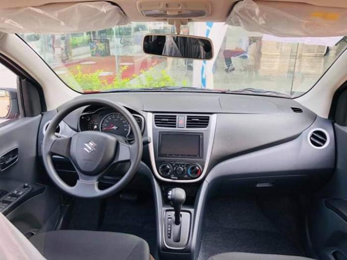 Chỉ 95 Triệu Nhận xe Suzuki Celerio - Xe Nhật, nhập Thái, Đầy đủ tiện nghi, Tiết kiệm nhiên liệu 3.7L/100KM 5