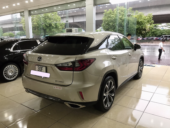 Bán Lexus RX350 sản xuất 2017,đăng ký 2018,xe đẹp ,giá tốt .LH:0906223838