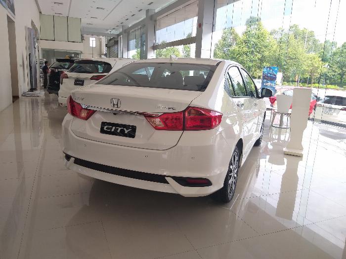 Honda Ôtô Thanh Hóa, Giao Ngay Honda City 1.5 Top, Đời 2019 Màu Trắng, Giá Hấp Dẫn, LH: 0962028368 3