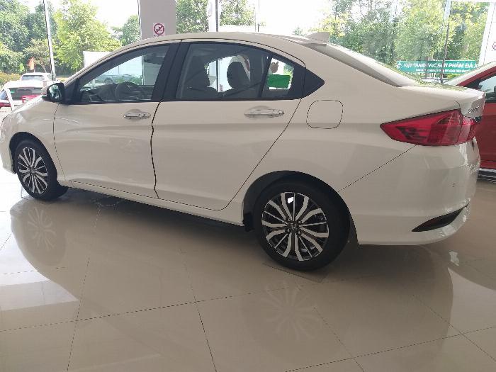 Honda Ôtô Thanh Hóa, Giao Ngay Honda City 1.5 Top, Đời 2019 Màu Trắng, Giá Hấp Dẫn, LH: 0962028368 2