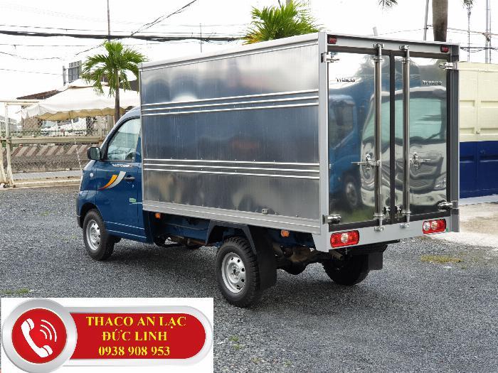 Xe tải TOWNER 990 kg, nhỏ gọn. Khuyễn mãi 100% lệ phí trước bạ 4