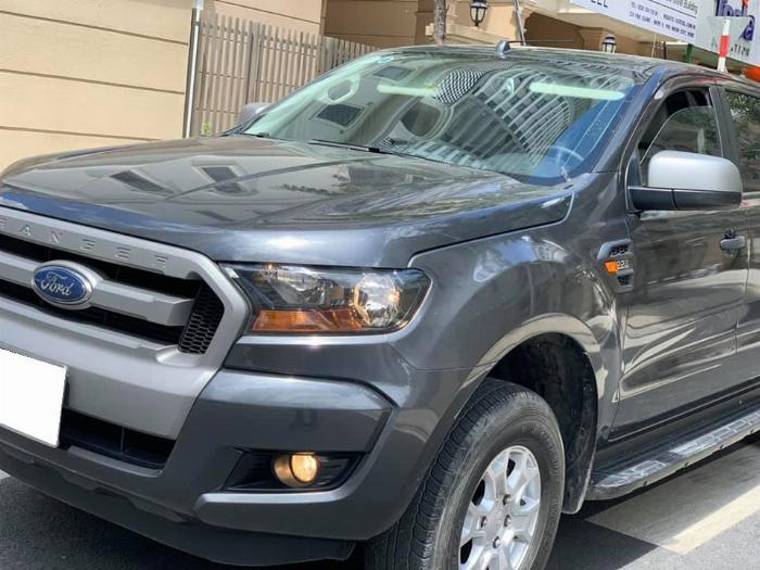 Ford Ranger Xls At 217 Xám Xe Đẹp Giá Hợp Lý.