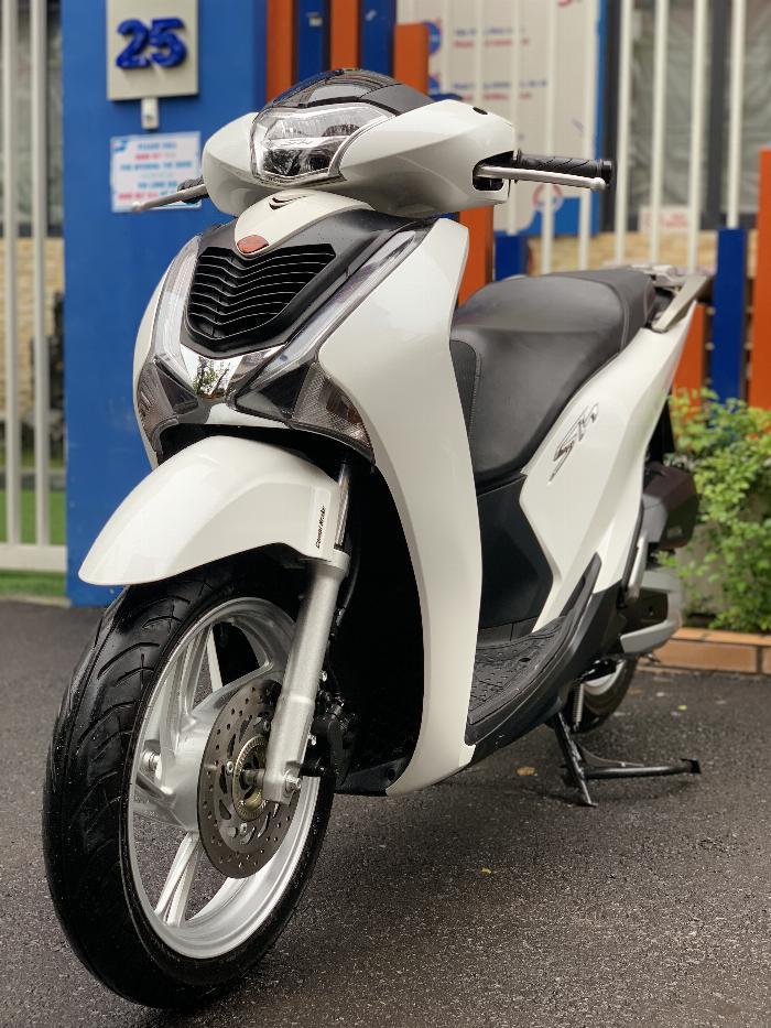 Bán SH Việt 150 ABS cuối 2018 màu Trắng như mới
