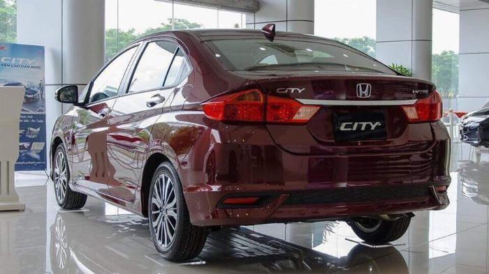 Honda Ôtô Thanh Hóa, Giao Ngay Honda City 1.5 Top, Đời 2019, Màu Đỏ, Giảm Giá Khủng, LH: 0962028368 3