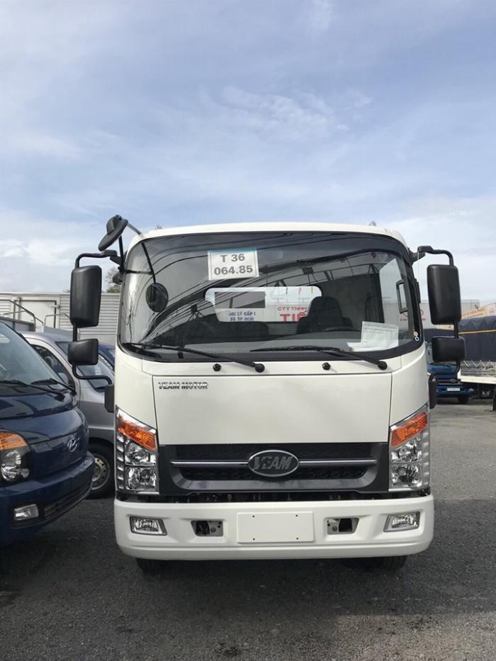 Bán xe tải Veam VT260-1 thùng bạt | Đóng thùng theo yêu cầu | INOX-Kẽm