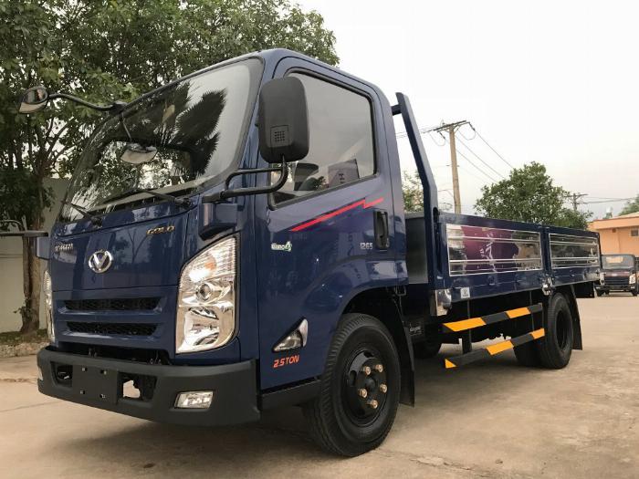 Xe tải IZ 65 Gold 2019 (Đô Thành) 2.4 tấn. QUÀ TẶNG hấp dẫn lên đến 20 triệu.