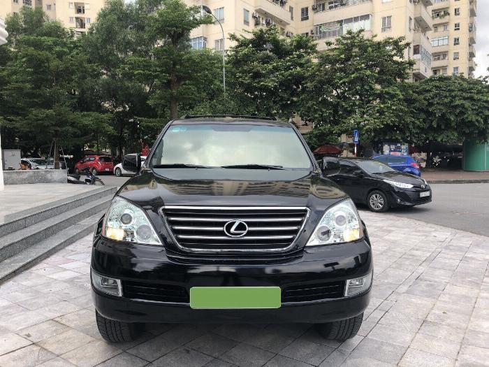 BÁN Lexus GX470 model 2008 Mới Nhất Việt Nam