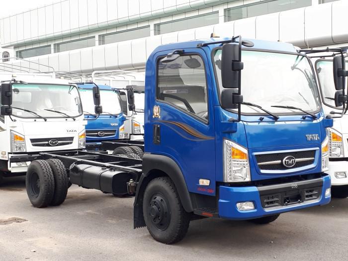 xe tải tata 3 tấn 5 thùng 4m1 giá rất rẻ