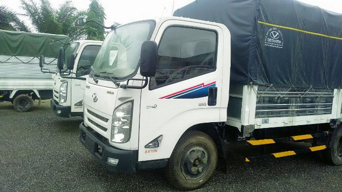 Xe tải 3.5 tấn IZ 65 Đô Thành. Sẵn Xe giao ngay! 3