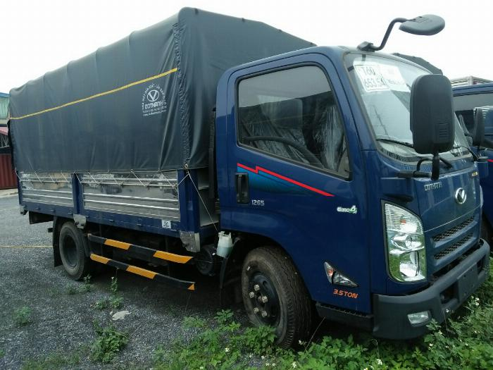 Xe tải 3.5 tấn IZ 65 Đô Thành. Sẵn Xe giao ngay! 4