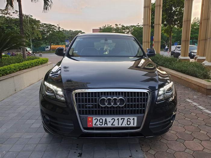 GIAO NGAY Audi Q5 TFSI 2.0 sx 2011 biển HN giá tốt uy tín