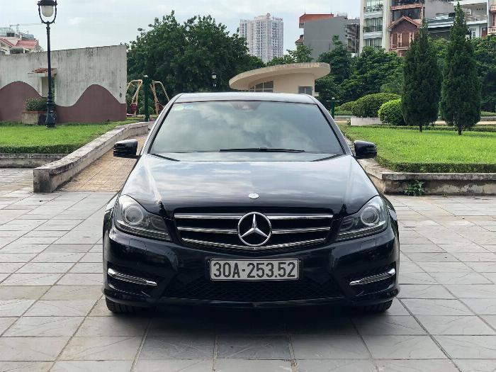GIAO NGAY Mercedes C200 sản xuất 2013 Uy tín Giá tốt hỗ trợ vay ngân hàng