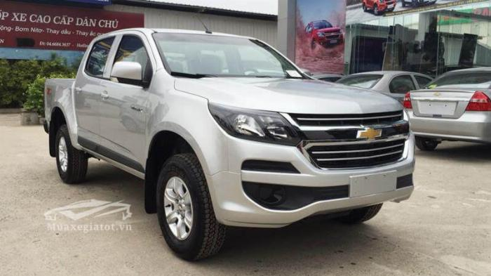 xe Chevrolet Colorado 4x2 MT LT 2019