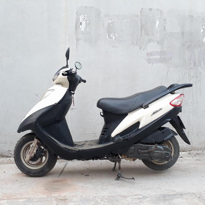 Attila SYM xe nguyên bản biển số Hà Nội
