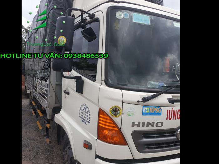 XE TẢI HINO FC 5 TẤN THÙNG 7M2 ĐỜI 2018 3