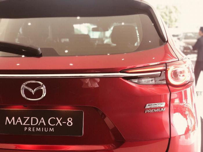 MAZDA CX-8 PREMIUM 2019 - SUV đẳng cấp và thời thượng