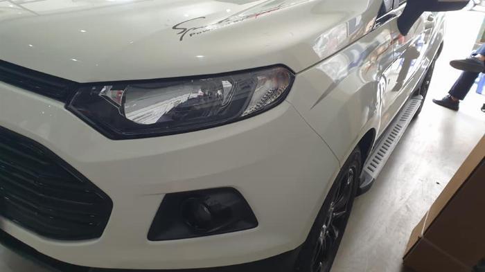 Ford Ecosport Titanium Black Edition Trắng Xe ĐẸp Giá Hợp Lí.