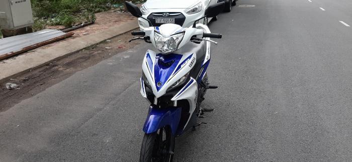Yamaha Exciter 135 đk 2014, xanh GP, Bstp chính chủ 0