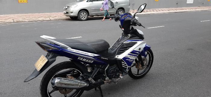 Yamaha Exciter 135 đk 2014, xanh GP, Bstp chính chủ 2