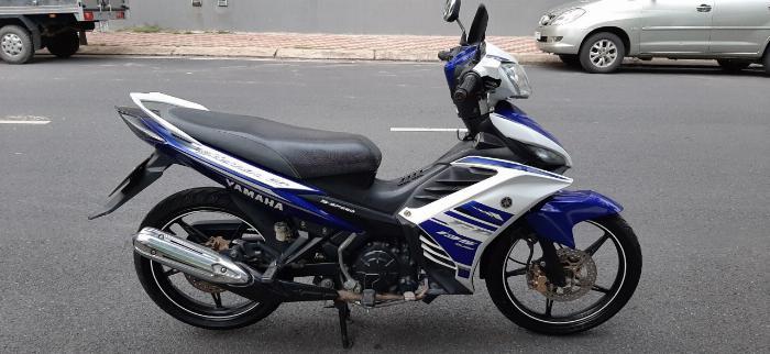 Yamaha Exciter 135 đk 2014, xanh GP, Bstp chính chủ 3