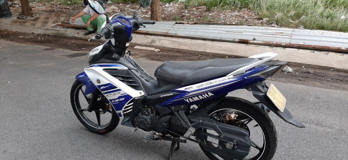 Yamaha Exciter 135 đk 2014, xanh GP, Bstp chính chủ 4