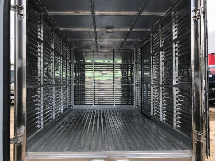Xe tải tera 100 Tải Trọng 1 Tấn Đạt Tiêu Chuẩn Euro4 Mới Nhất Năm 2019 7