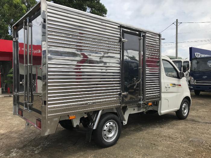 Xe tải tera 100 Tải Trọng 1 Tấn Đạt Tiêu Chuẩn Euro4 Mới Nhất Năm 2019 10