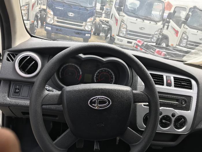 Xe tải tera 100 Tải Trọng 1 Tấn Đạt Tiêu Chuẩn Euro4 Mới Nhất Năm 2019 9