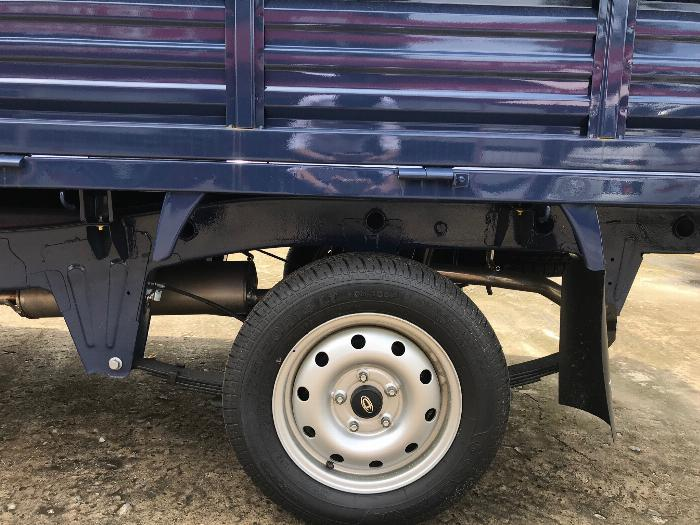 Xe tải tera 100 Tải Trọng 1 Tấn Đạt Tiêu Chuẩn Euro4 Mới Nhất Năm 2019 8
