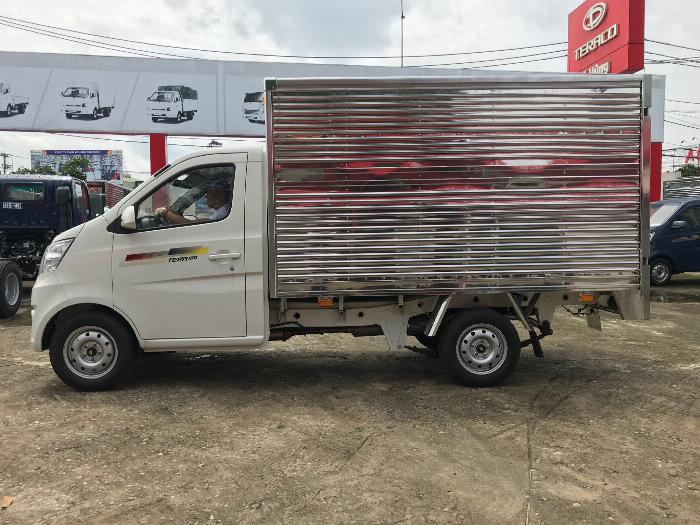 Xe tải tera 100 Tải Trọng 1 Tấn Đạt Tiêu Chuẩn Euro4 Mới Nhất Năm 2019 2