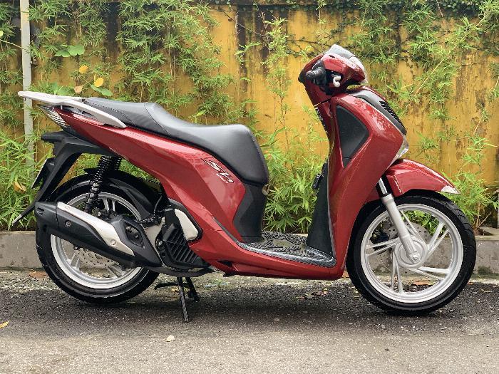 Bán SH Việt 125 ABS cuối 2018 màu Đỏ như mới