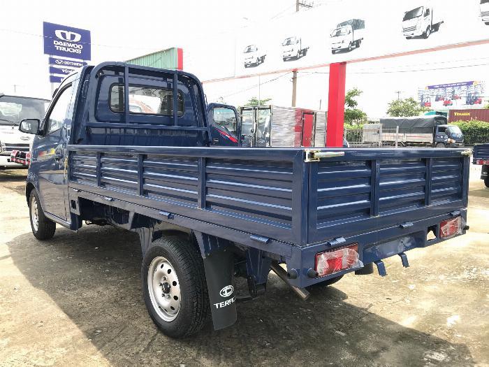 Xe tải tera 100 Tải Trọng 1 Tấn Đạt Tiêu Chuẩn Euro4 Mới Nhất Năm 2019 12
