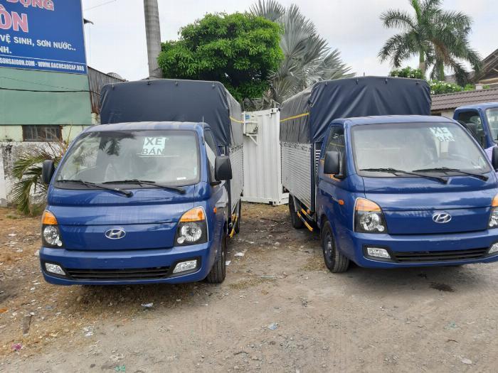 Giá Xe Tải H150 1.5 Tấn 2019, Hyundai H150 1.5 Tấn Trả Góp Giao Ngay