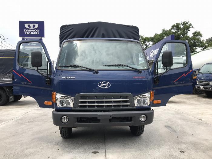 Xe tải hyundai  8 tấn thùng dài 5m giá rẻ nhất hiện nay 2