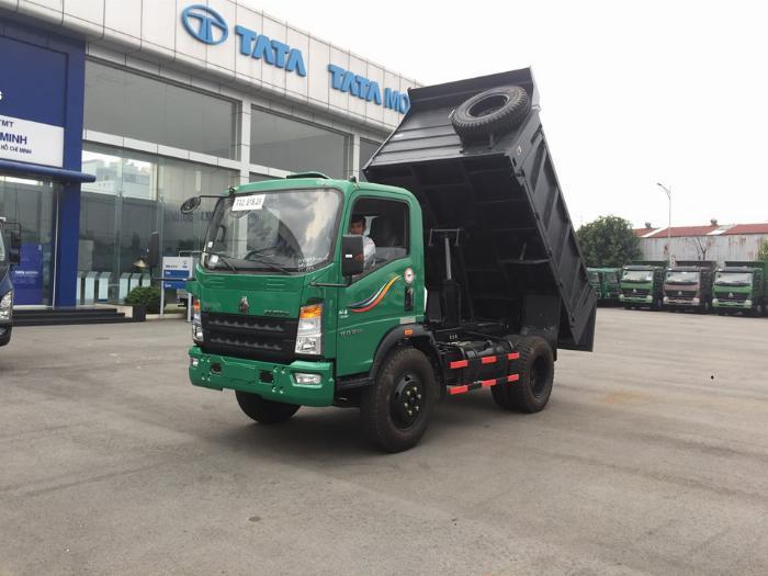 Ben Howo 6,5 tấn thùng 5,1 khối đời 2019 | Hỗ trợ vay vốn 70% giá trị của xe