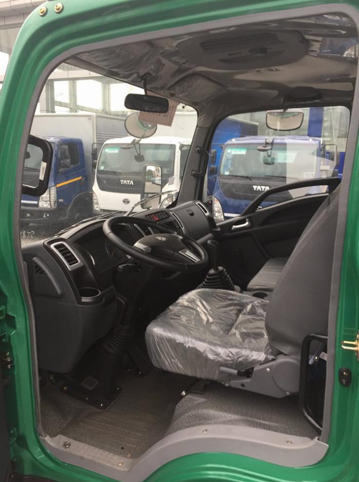 Ben Howo 6,5 tấn thùng 5,1 khối đời 2019 | Hỗ trợ vay vốn 70% giá trị của xe 3