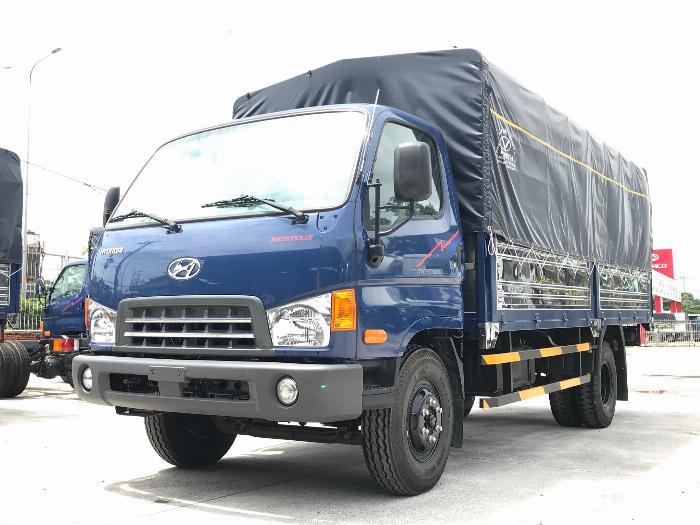Xe tải hyundai  8 tấn thùng dài 5m giá rẻ nhất hiện nay 3