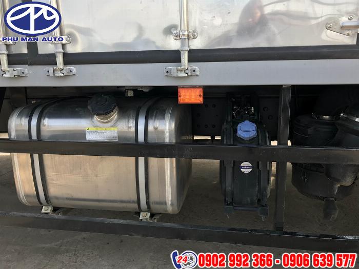 Bán xe tải thùng kín - Xe tải 7t nhập khẩu - Xe tải thung dài nhập khẩu