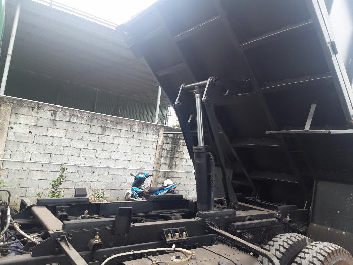 Xe ben Howo thùng 6,8 khối giá cực hấp dẫn | Hỗ trợ cho vay lên đến 70% giá trị của xe 3