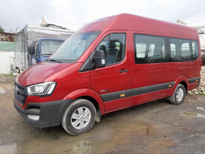 Xe Hyundai Solati Ghế Universe 2020, Xe Solati Ghế U Đủ Màu  Giao Ngay 5