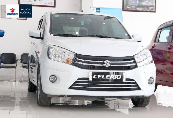 110 triệu nhận xe 5 chỗ, bán trả góp suzuki celerio 2019