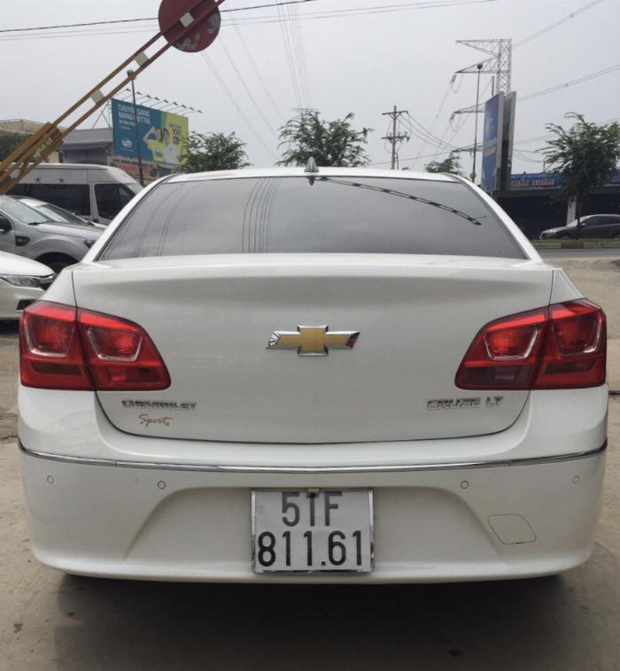 Bán Cruze sx 2016 MT bảo hành xe bán tại hãng