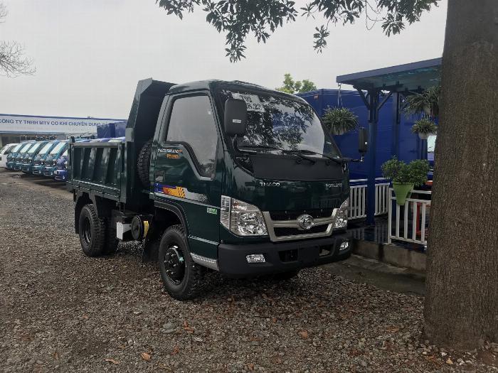 Thaco Forland sản xuất năm 2019 Số tay (số sàn) Xe tải động cơ Dầu diesel