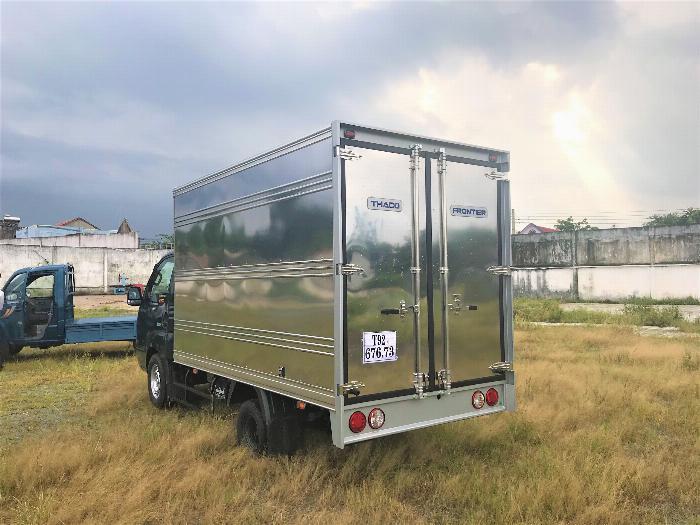Xe tải thaco K200 1t9 động cơ E4,xe mới 100% 1