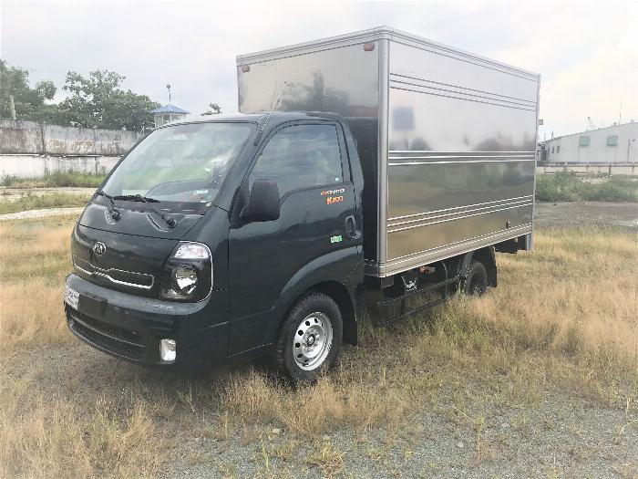 Xe tải thaco K200 1t9 động cơ E4,xe mới 100% 3