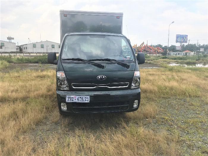 Xe tải thaco K200 1t9 động cơ E4,xe mới 100% 4