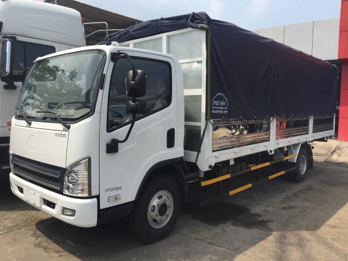 Bán xe tải trọng 7.3 tấn, máy cơ Huyndai D4DB