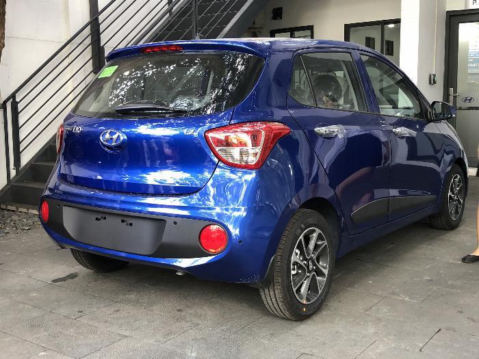 Xe i10 chạy GrabCar, Hyundai An Phú, GrabCar, Grab Car, Grab, Hyundai i10, Hyundai Accent 1