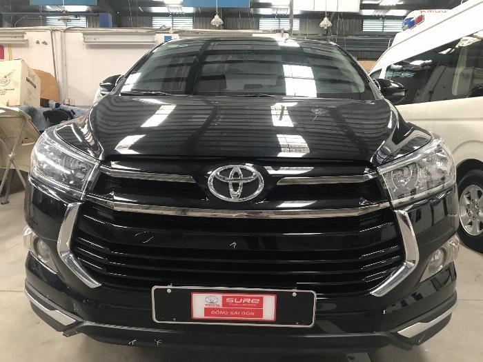 Toyota Innova sản xuất năm 2016 Số tự động Động cơ Xăng